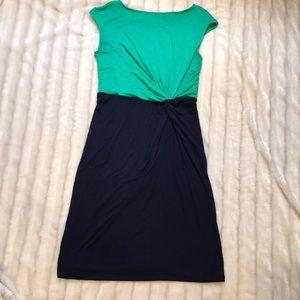 Merona twist knot dress, size medium.
